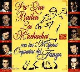 Pa' Que Bailen Los Muchachos (2C