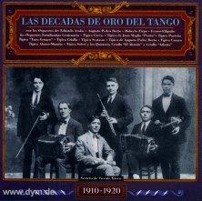 Las Decadas Del Tango 1910-20