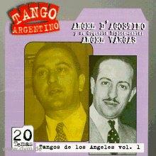 Tangos De Los Angeles Vol:1
