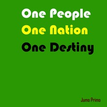 One People One Nation One Destin