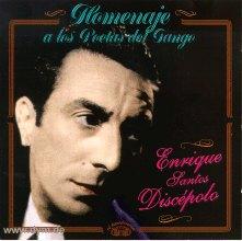 Hom. Poetas Tango: Discepolo