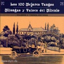 Los 100 Mejores... Tangos Cantab
