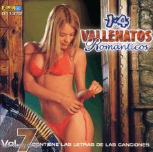 14 Vallenatos Romanticos Vol. 7
