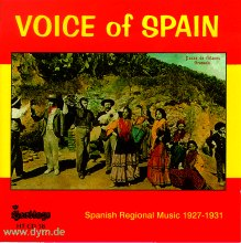 Voice of Spain, 1927-32