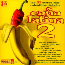 Cana Latina 2 (3 CD)