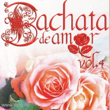 Bachata De Amor Vol. 4 (2 CD)