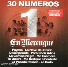 30 Numeros 1 En Merengue (2 CD)
