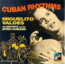 With Machito - Cuban Rhythms, 19