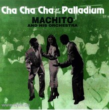 Cha Cha Cha At The Palladium