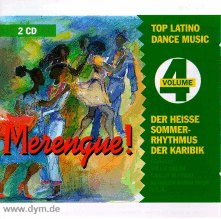 ###-Top Latino V4 Merengue (2CD)