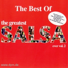 Best Of The Greatest Salsa Ever