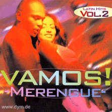 Vamos! Vol. 2: Merengue