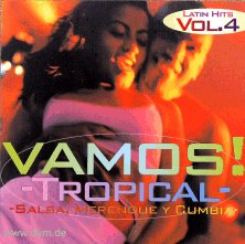 Vamos! Vol. 4: Tropical