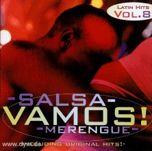Vamos! Vol. 8: Salsa-Merengue