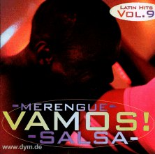 Vamos! Vol. 9: Merengue-Salsa