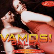 Vamos! Vol. 11: Cuban Top Artist