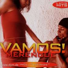Vamos! Vol. 16: Merengue