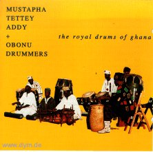 Royal Drums of Ghana